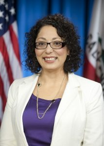 Photo of Assemblymember Cristina Garcia