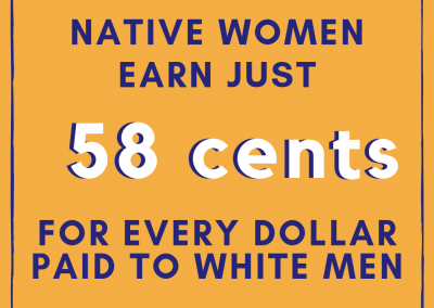 Native Women Equal Pay 2