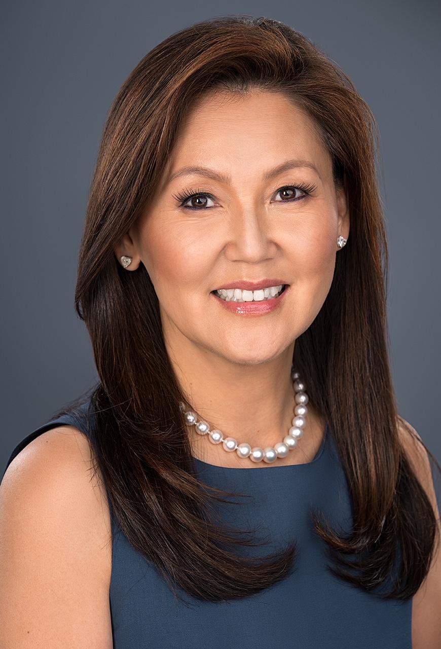 Commissioner Jihee Huh