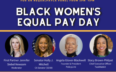 Black Women's Equal Pay Day 2020