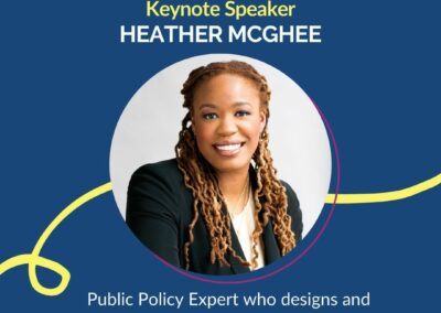 Keynote Speaker Heather Mchgee